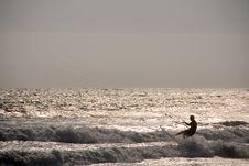 Free Kiteboarding Stock Images - 5843034