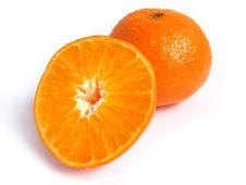 Free Organic Tangerine Stock Images - 5843364