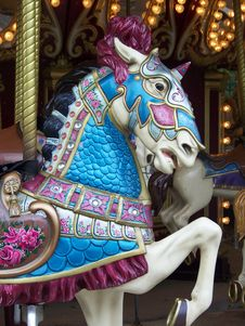 Free The Carousel Stock Photography - 5843742