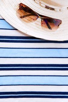 Free Sea Holiday Background Royalty Free Stock Image - 5845066
