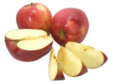 Free Red Apples Royalty Free Stock Image - 5846106