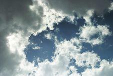Free Cloudy Sky Stock Photos - 5846123