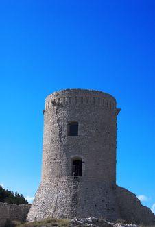 Free Bastion Tower Stock Image - 5849231