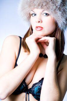 Free Sensual Girl Stock Photo - 5849260