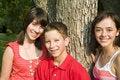 Free Three Kids Stock Image - 5852511
