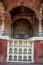 Free Architectural View Of Red Fort. Royalty Free Stock Photo - 5852715