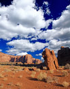 Free The Monument Valley Navajo Tribal Park Royalty Free Stock Photography - 5852957