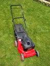 Free Lawn Mower Stock Image - 5854571