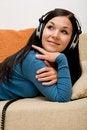 Free Enjoying Music Stock Photos - 5859763