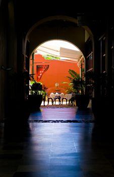 Free Restaurant: Stock Photo - 5850900