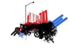 Free Urban Grunge Stock Image - 5851311