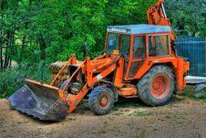 Free Excavator Stock Images - 5851604