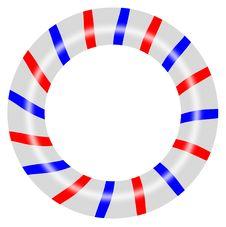 Free Torus With Stripes Royalty Free Stock Photo - 5851795