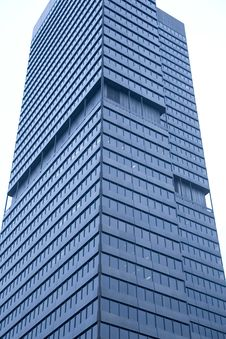Free Skyscraper In Frankfurt Royalty Free Stock Photography - 5852207