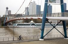 Free Cityscape Of Frankfurt Stock Photography - 5852582