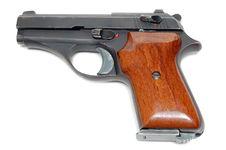 Free Handgun Royalty Free Stock Image - 5852756
