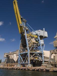 Free Gantry Crane Stock Photos - 5853503