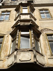 Free Ancient Windows Stock Photography - 5853772
