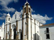 Free Portugal, Alentejo: Village Of Monsaraz Royalty Free Stock Images - 5853959
