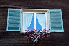 Free Window Shutter Stock Images - 5854094
