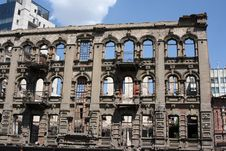 Free Restoration Or War Stock Photos - 5854223