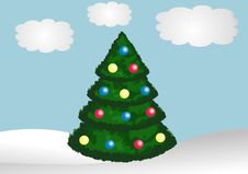 Free Christmas Tree Stock Images - 5854874