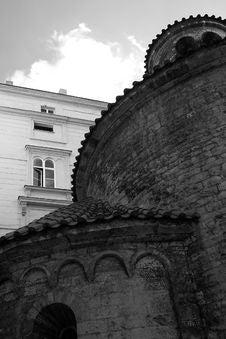 Free Rotunda: The Prague City Centre Royalty Free Stock Photo - 5855645