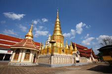 Wat Hui Tum Royalty Free Stock Photography