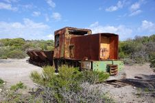 Free Rusty Locomotive Stock Photos - 5856253