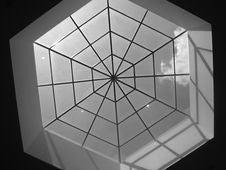 The Window To Heaven Stock Image