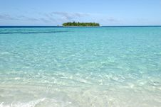 Free Maldives Seascape Royalty Free Stock Images - 5857619