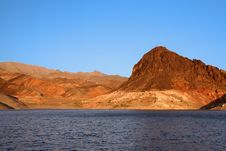 Free Lake Mead Royalty Free Stock Photography - 5857917