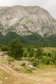 Free Vettore Mountain Stock Image - 5858081