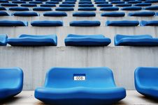 Free Stadium Seating Stock Photo - 5858190