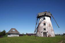 Free Windmill Stock Photo - 5859400