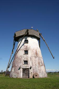 Free Windmill Stock Image - 5859681