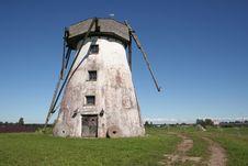 Free Windmill Stock Image - 5859921
