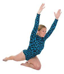 Free Gymnast Kneeling Stock Photo - 5859950