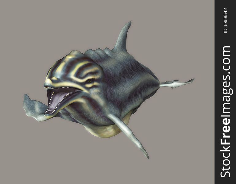 Hell Dolphin