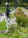 Free Park Bench Royalty Free Stock Images - 5866749