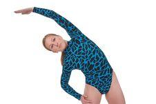 Free Gymnast Side Bending 2 Royalty Free Stock Photo - 5860015