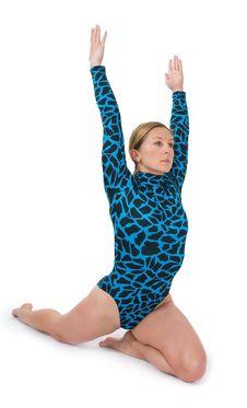 Free Gymnast Kneeling Stock Photography - 5860072