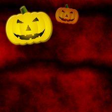 Halloween Tile 2 Stock Photography