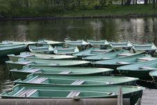 Free Boats Stock Image - 5861131