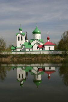 Free Monastery Stock Photos - 5861183