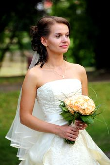 Free Bride Stock Photography - 5861342