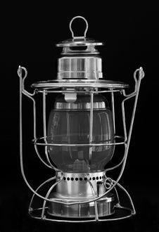 Free Brass Lantern Stock Image - 5861481