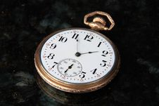 Free Pocket Watch Royalty Free Stock Photo - 5861785