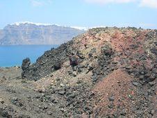 Free Volcano Summit Stock Photography - 5862502