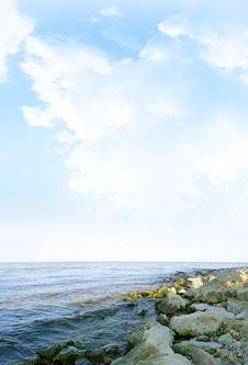Free Sea Royalty Free Stock Image - 5863046